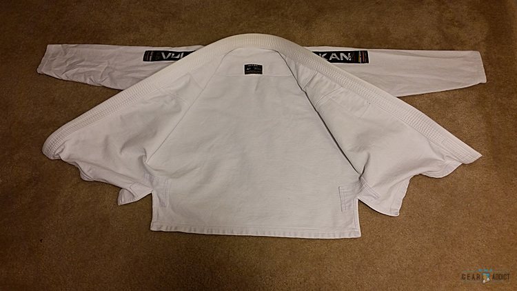 Vulcan Pro Light Gi Review