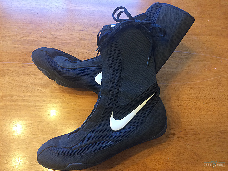 boxing shoes vs shoes mma gear addict