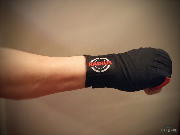 Radius Hand Wraps Review