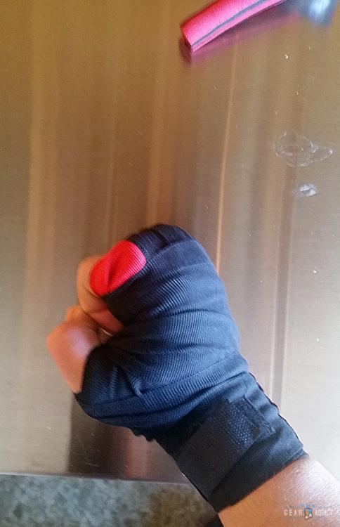 Radius Hybrid Hand Wrap System