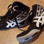Wrestling Shoes Side