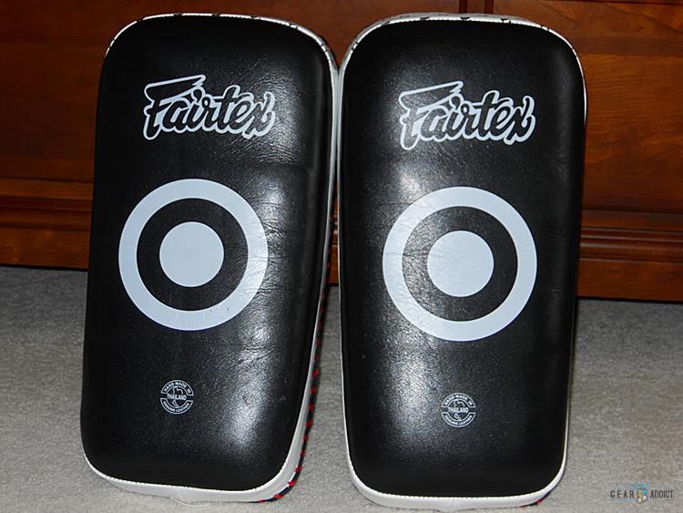 Fairtex KPLC2 Curved Thai Pads Review