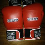 Ring to Cage C-17 Boxing gloves review