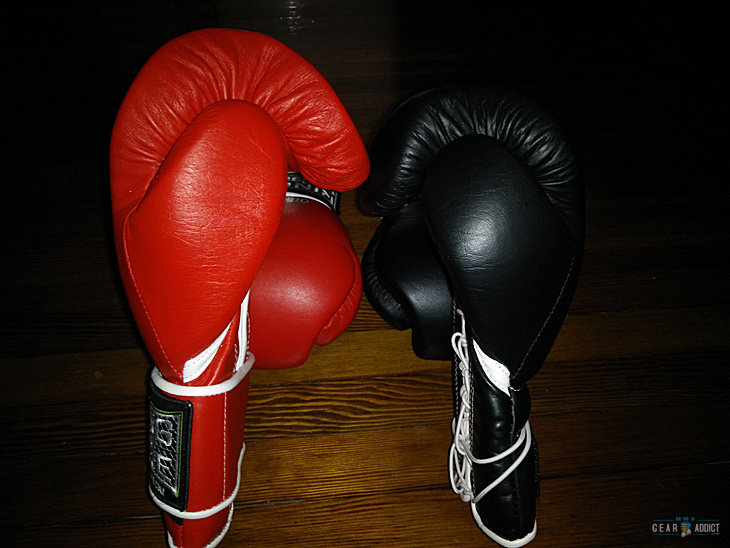 Ring to Cage C-17 Boxing gloves