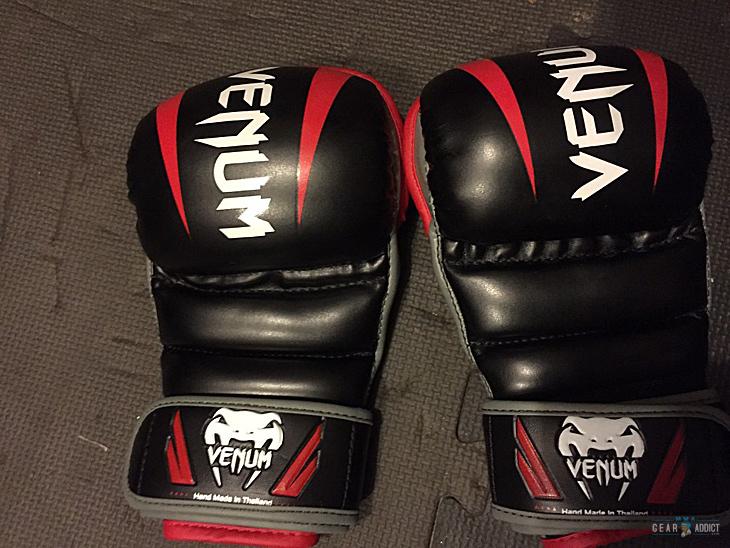 Venum Elite MMA Sparring Gloves Review