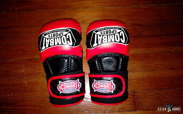 combat max strike mma gloves