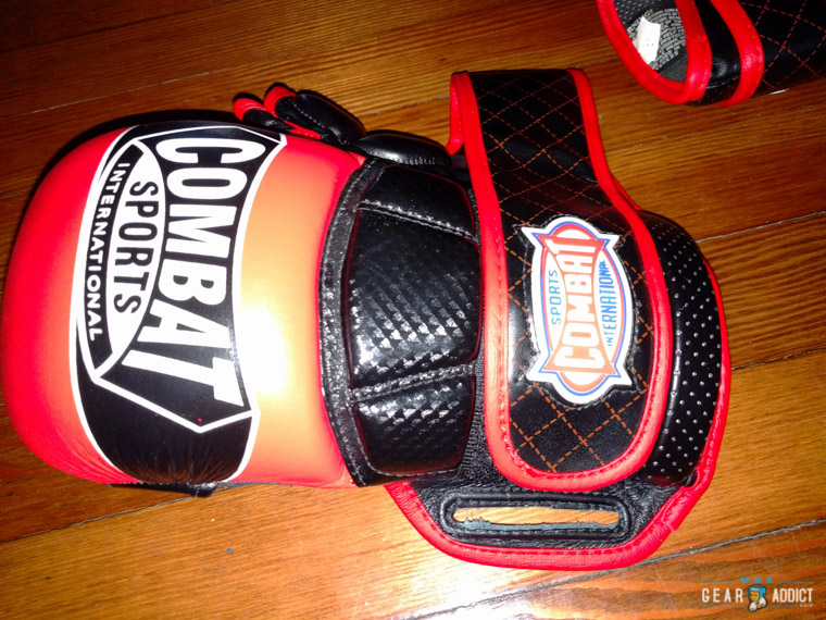 combat sports max strike mma gloves review