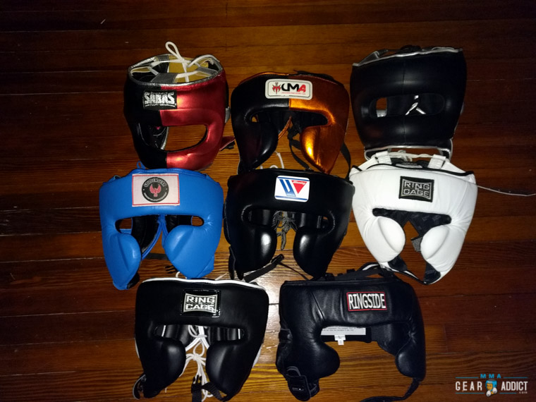 5 Best Headgear for Boxing & Wrestling Reviewed - MMAGearAddict
