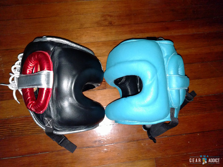9294d4271 Protective Gear Ringside Deluxe Face Saver Boxing Headgear