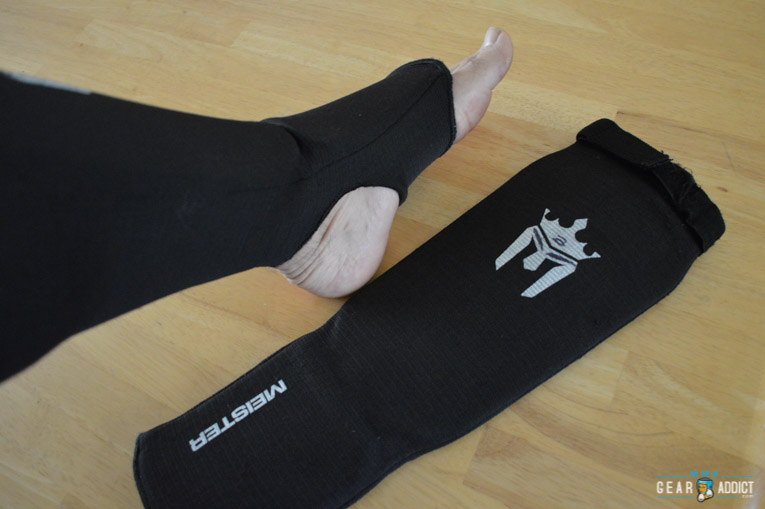 Meister Cloth Shin Guards Cost