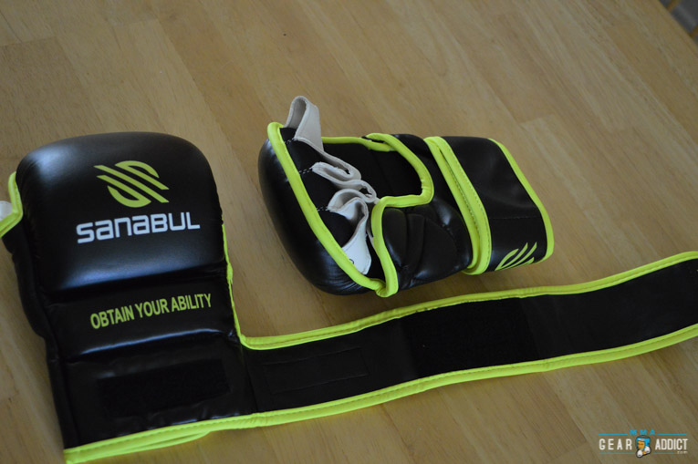 Sanabul 7oz MMA Sparring Gloves Review