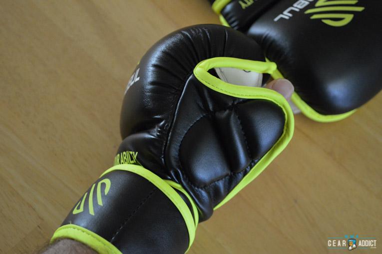 Sanabul 7oz Mma Hybrid Sparring Gloves Review Mma Gear Addict