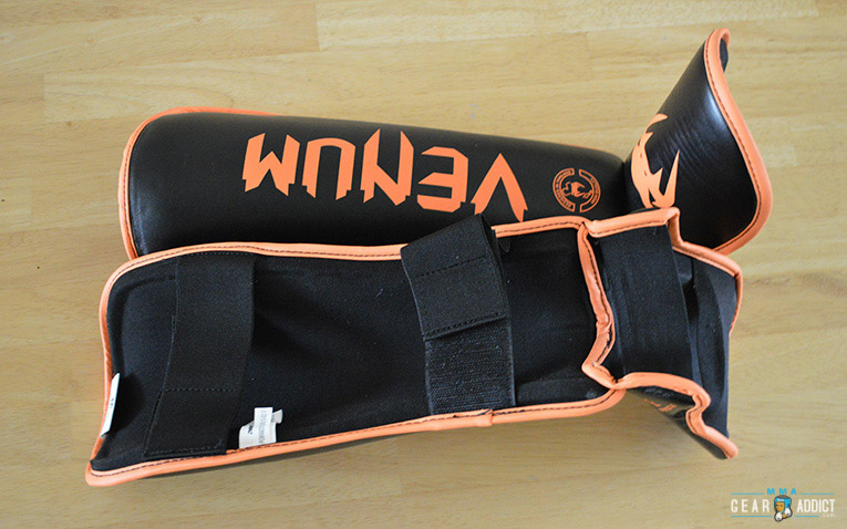 Venum Challenger Standup Shinguards review