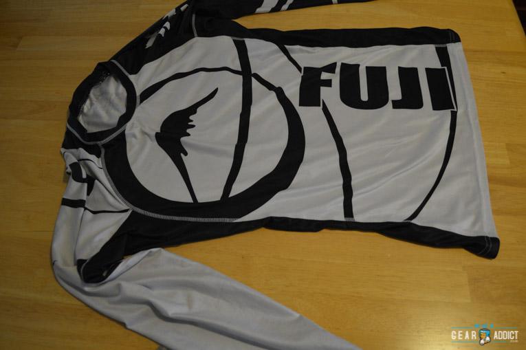Fuji IBJJF Freestyle Long Sleeve RashGuard review-1