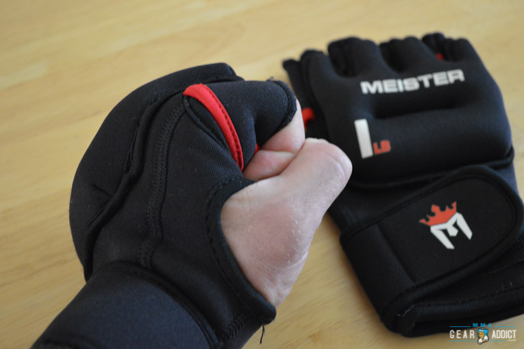 Meister Weighted Workout Gloves Review