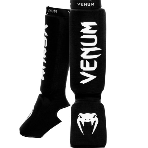 Evo Fitness Boxing Gloves Review: Venum Kontact EVO Shin Guards Review
