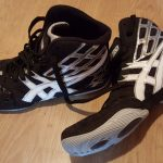 ASICS Split Second 9 Wrestling Shoe Review
