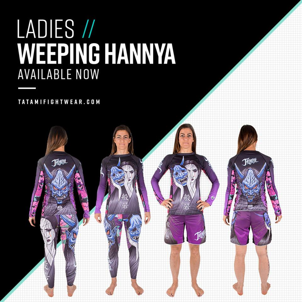 Ladies Weeping Hannya Collection from Tatami
