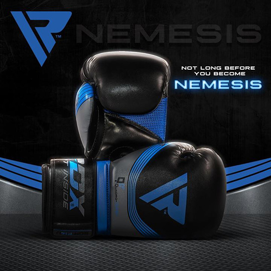 RDX Nemesis Boxing Gloves
