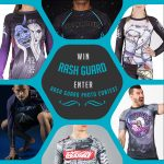 Rash Guard Photo Contest