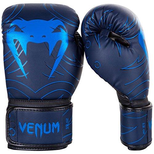 Venum - venum nightcrawler boxing gloves navy blue 12 oz