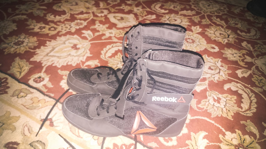 b0a27836c87 Reebok Boxing Shoes Review - MMA Gear Addict