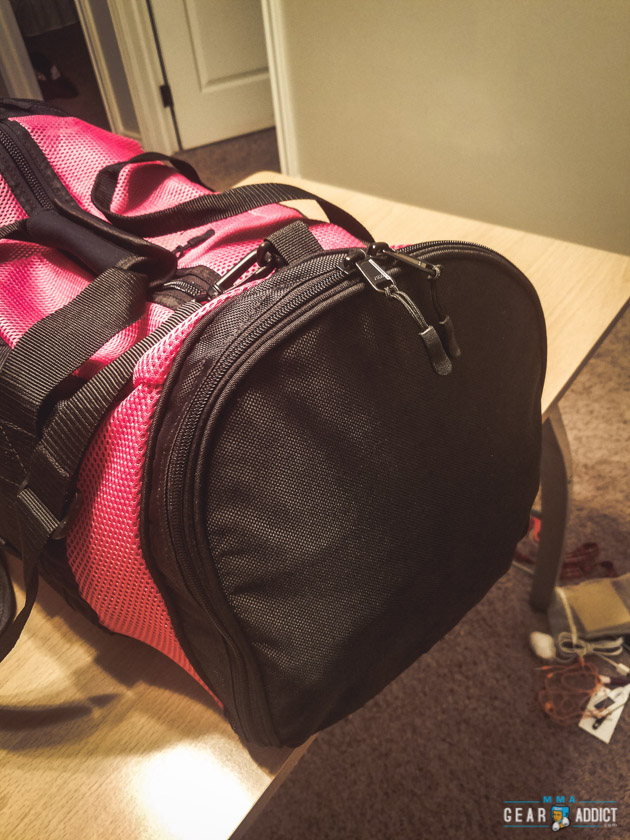 21e805a393bc Elite Sports Pink Mesh Gym Bag   Backpack Review - MMA Gear Addict
