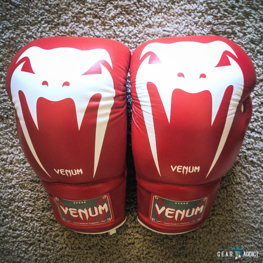 Venum Giant 3.0 Boxing Gloves Review