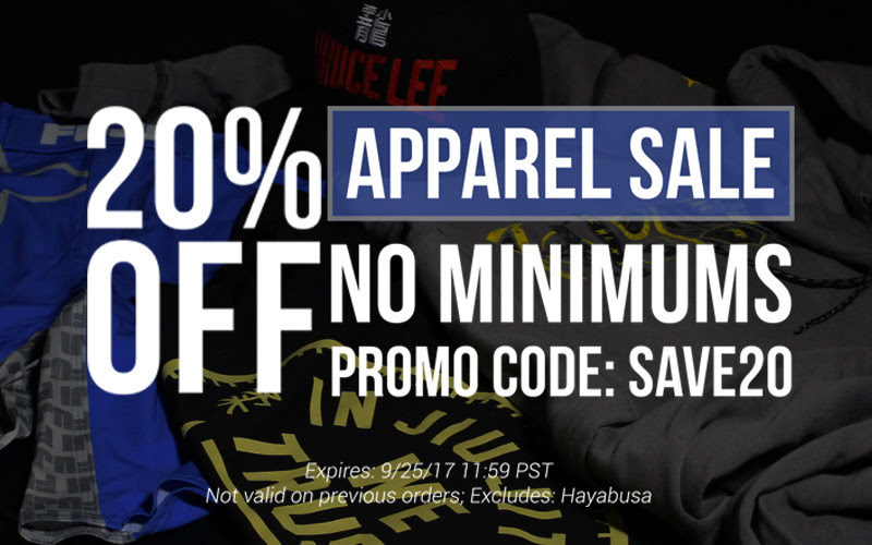 MMA Warehouse: 20% OFF Coupon - unnamed
