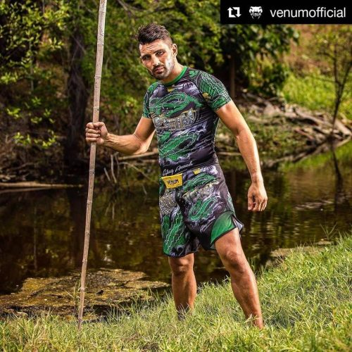 Venum Crocodile Rash Guard