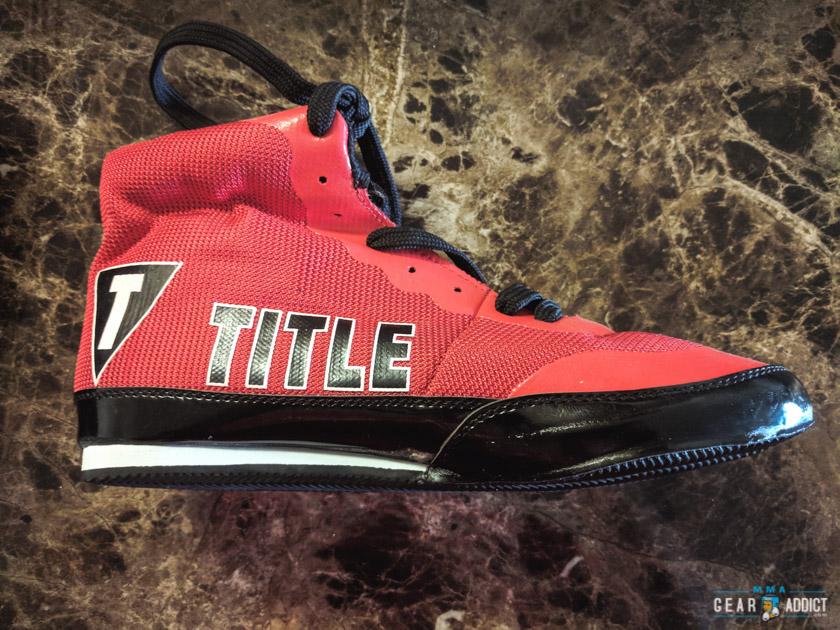 TITLE Bout Champ Exploit Boxing Shoes Review
