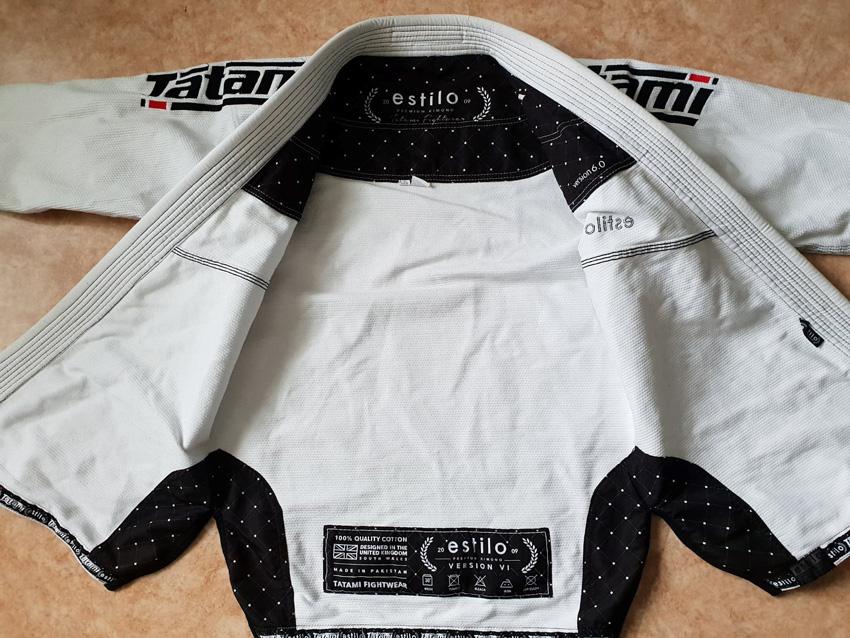 Tatami Estilo 6.0 Jacket