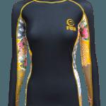 FUJI Sports Kimono Rash Guard