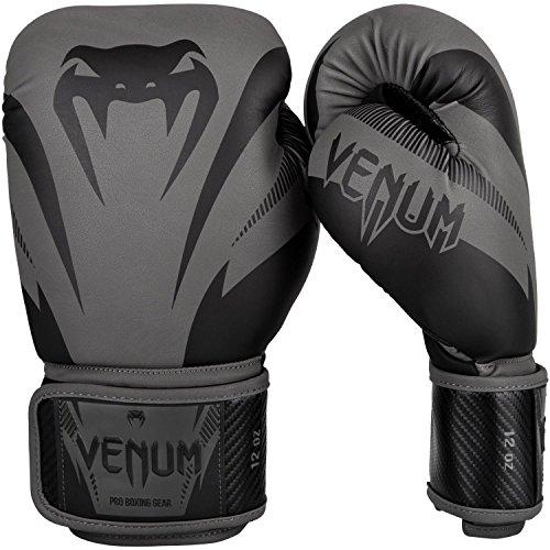Venum - venum impact boxing gloves blackblack 14oz