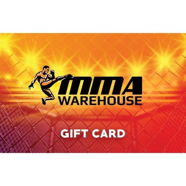 MMA Warehouse Gift Card