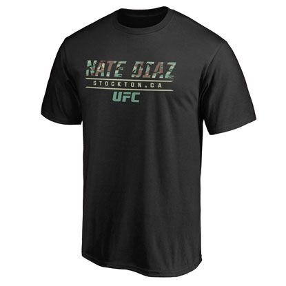 Nate Diaz UFC Walkout Shirt