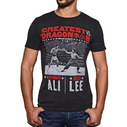 Roots of Fight Ali vs. Lee Night of Greatness Shirt