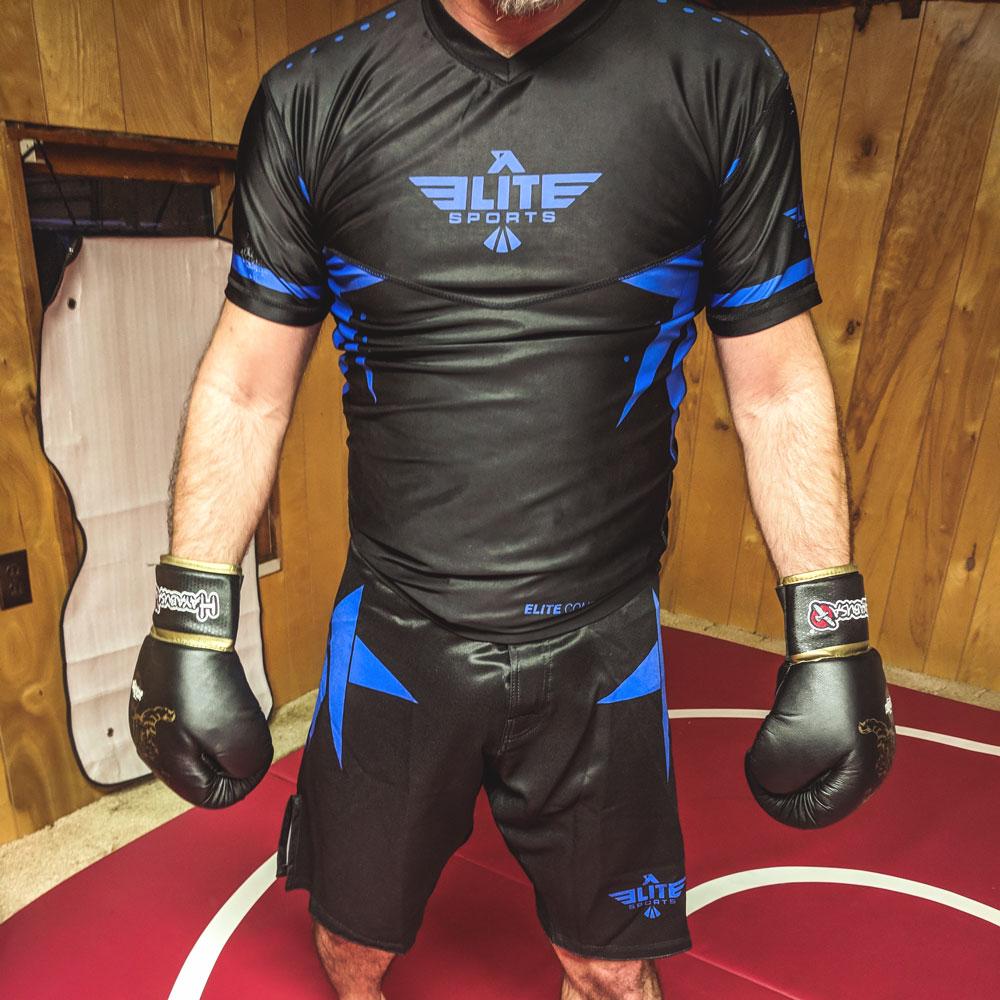 Elite Sports Star Compression, Rash Guard Review