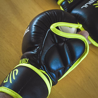 Sanabul Essential MMA Hybrid Gloves