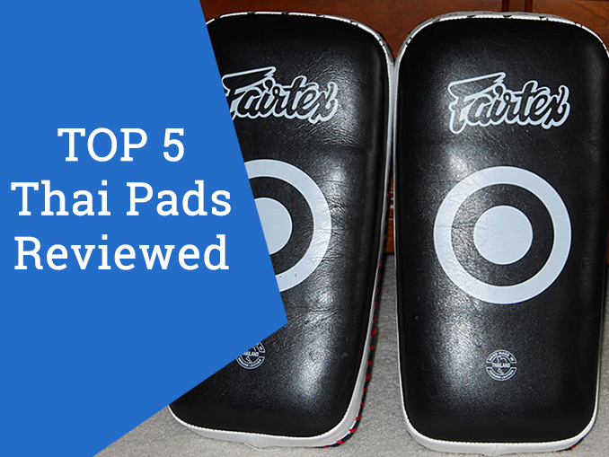 Things You Should Consider When Purchasing Muay Thai Kick Pads - best thai pads