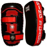 GelTech Deluxe Thai Pad for Muay Thai, MMA, Kickboxing