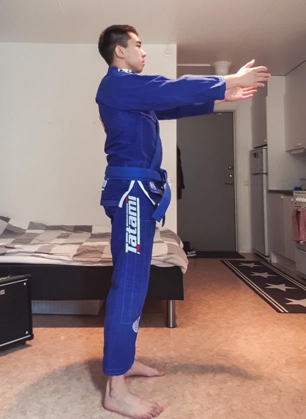 Tatami Estilo 5.0 Shrinkage