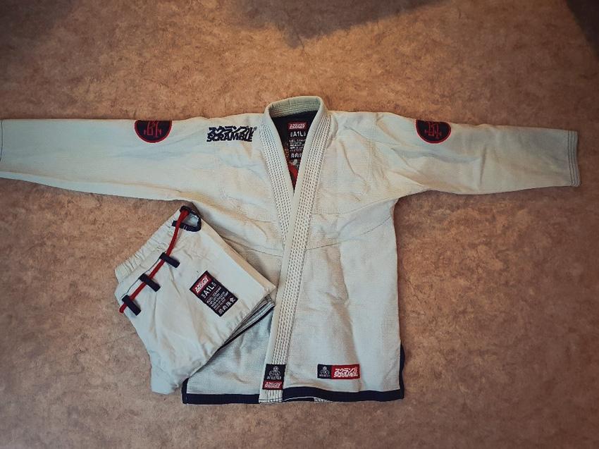 Scramble Athlete V3 Kimono