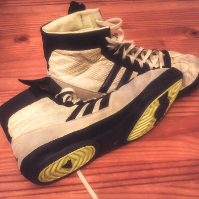 Combat Speed 4 Wrestling Shoes Review