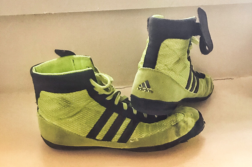 Adidas Combat Speed 4 Shoes