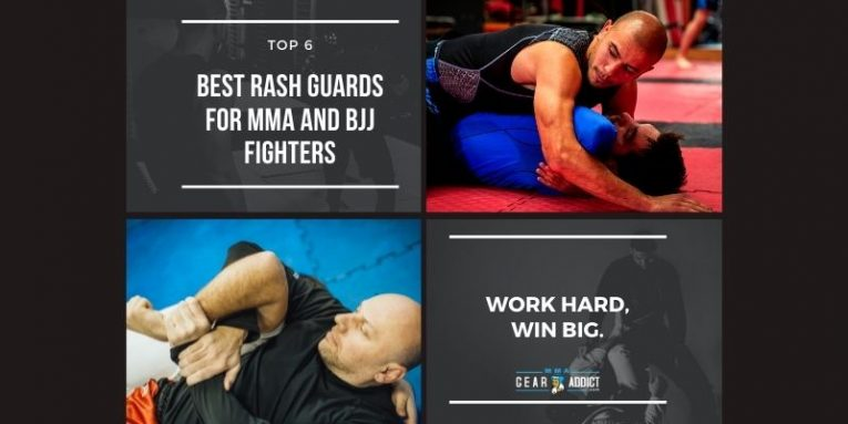 Best Rash Guards for MMA and BJJ fighters - Best rash guards for MMA and BJJ