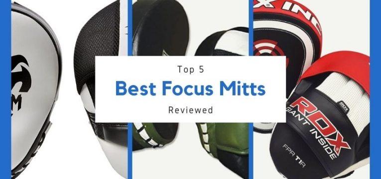 Best Focus Mitts