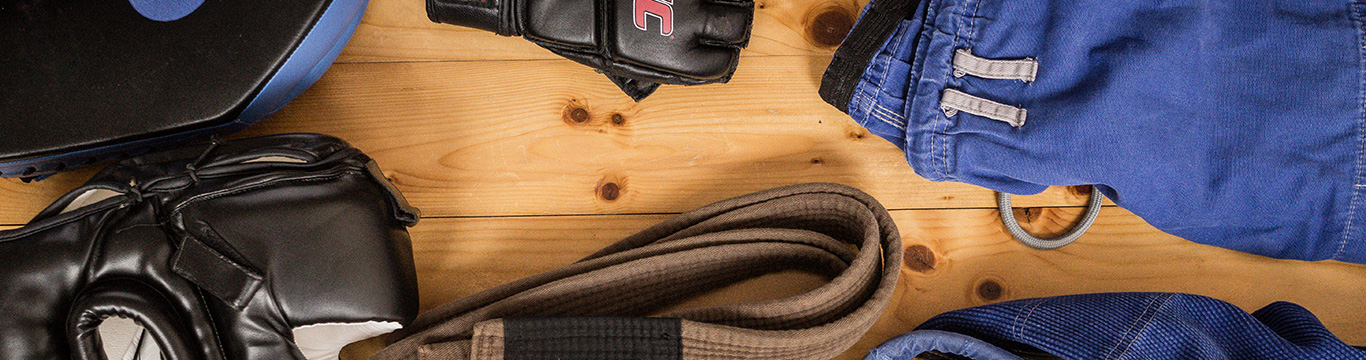 MMA Gear Addict frontpage - Banner 3