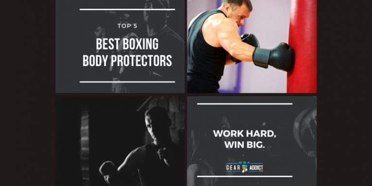 Here are some of the best quality boxing body protectors to look for: