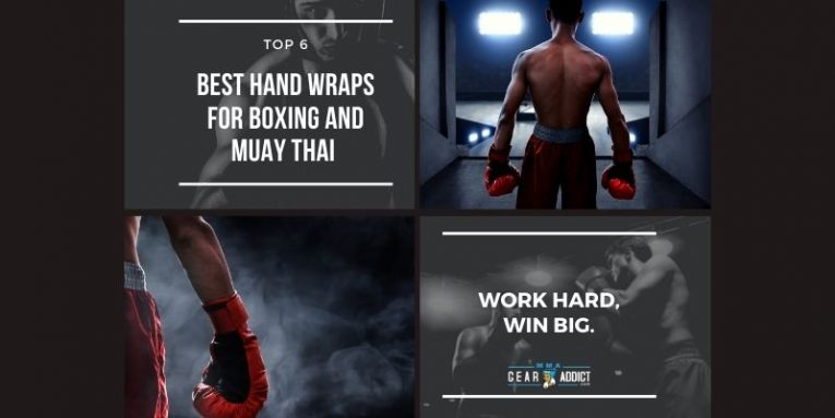 Best Hand Wraps for Boxing and Muay Thai | MMA Gear Addict